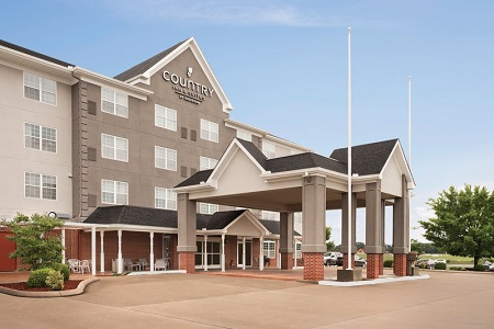 Country Inn & Suites, Bowling Green, KY hotel exterior