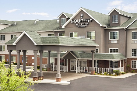 Hotel Exterior Of The Country Inn Suites London Ky