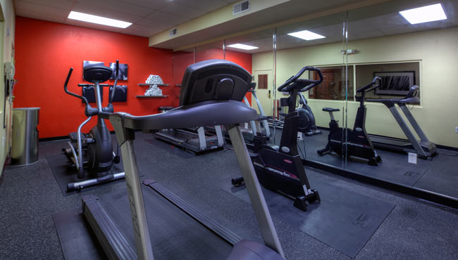 Country Inn & Suites Paducah Fitness Center