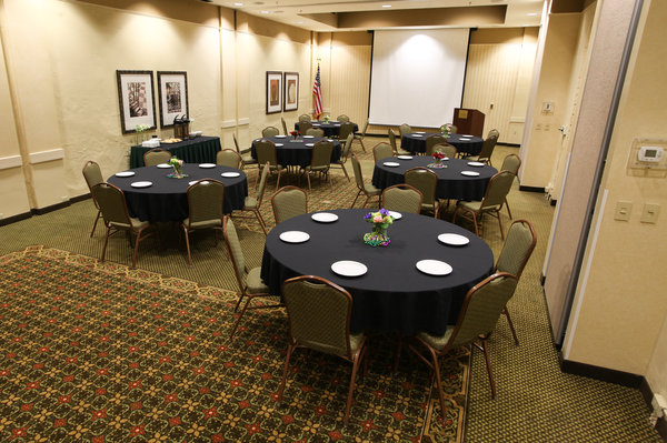Meeting Space, Banquet Rounds