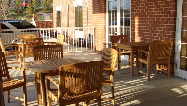 Unwind on the Inviting Front Porch