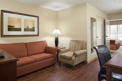 Guest suite at Country Inn & Suites, Baltimore North