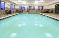 Hagerstown hotel's indoor pool
