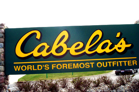 Cabela's - Only 0.2 Miles from the Hotel