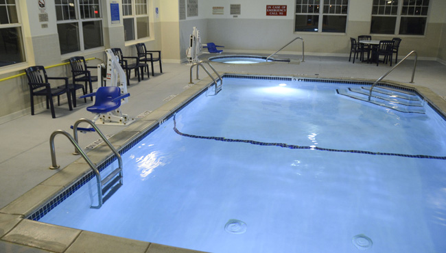 Country Inn Suites Dundee Mi Guest Services Indoor Pool