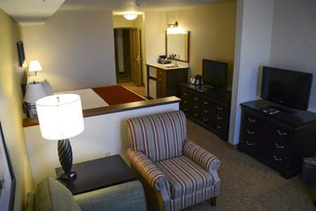 Suites in Dundee, Michigan