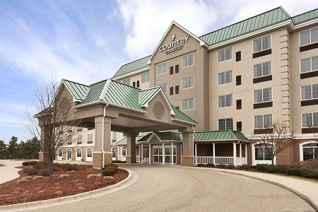 Country Inn & Suites, Grand Rapids East hotel exterior