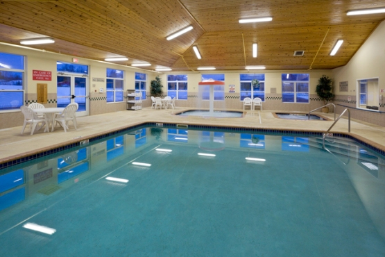 Indoor Pool & Children's Pool