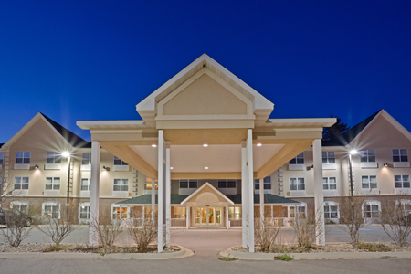 Country Inn & Suites, Iron Mountain, MI hotel exterior