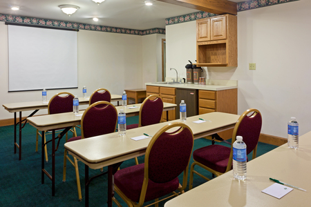 Millville meeting space with a wet bar and gourmet coffee