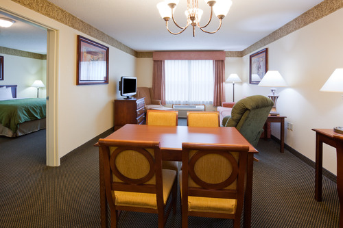 Spacious Extended-stay Suite