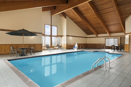 Alexandria Hotel's Indoor Pool