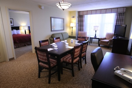 Hospitality Boardroom Suite