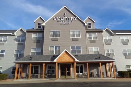 Country Inn Suites By Radisson Brooklyn Center Mn Hotel Exterior