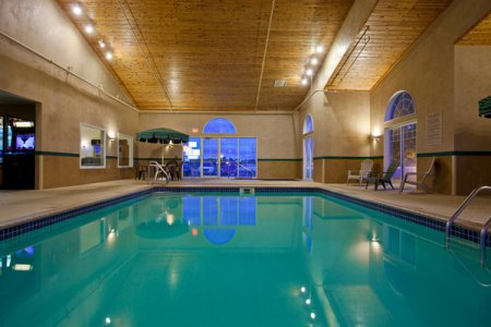 Indoor heated pool at Country Inn & Suites, Buffalo