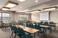 Event space at our Rochester hotel