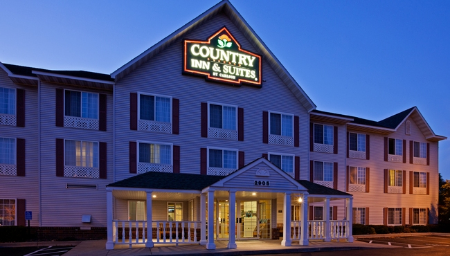 Sleep Well at the Country Inn & Suites