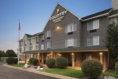 Country Inn & Suites, Shakopee hotel exterior