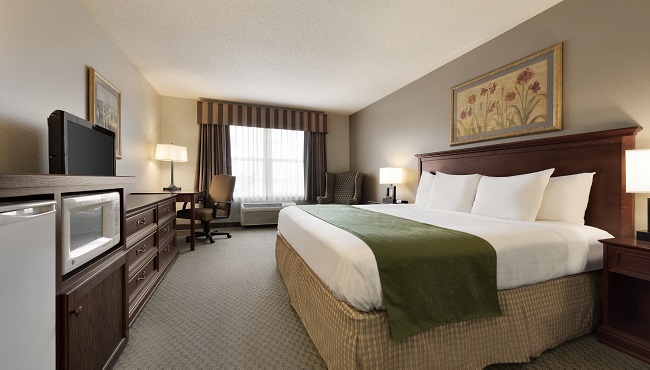 Country Inn & Suites - Rooms