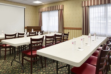 Hotel's meeting space in Billings, MT