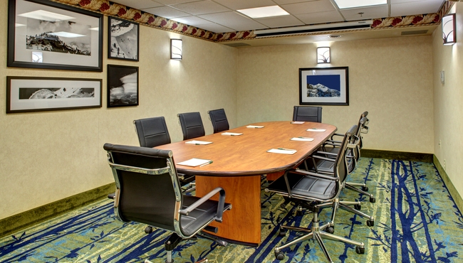 Convenient Meeting Space Available