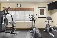 Fitness center at Country Inn & Suites, Asheville