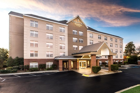 Country Inn & Suites, Lake Norman Huntersville exterior