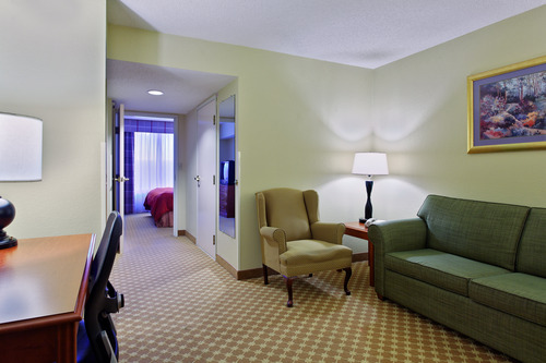 Amenities for Suites