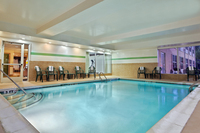 Matthews Hotel with Indoor Pool