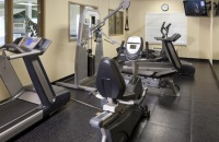 Rocky Mount hotel's fitness center