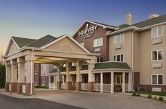 Country Inn & Suites, Lincoln North exterior