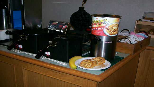 Make Your Own Waffles
