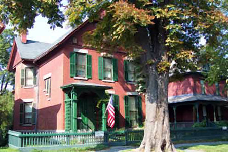 Susan B. Anthony House