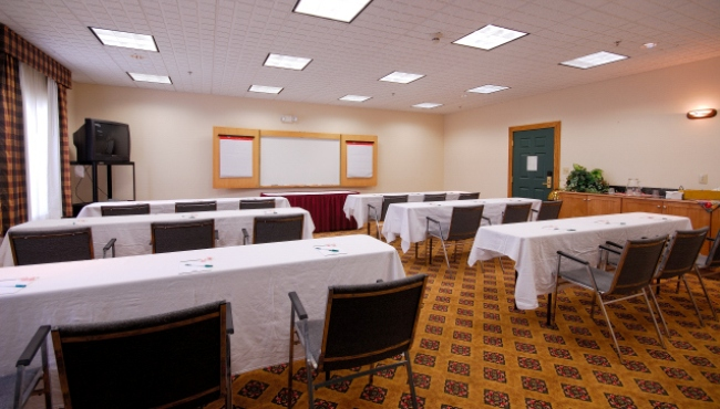 Hotel meeting space near Cincinnati airport