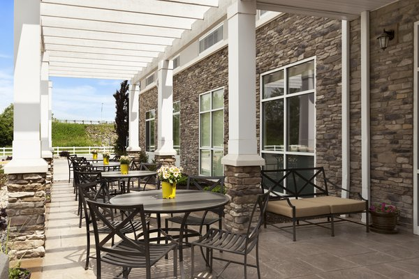 Front Outdoor Patio