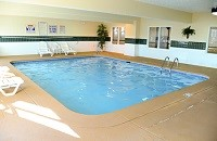 Fairborn hotel's indoor pool