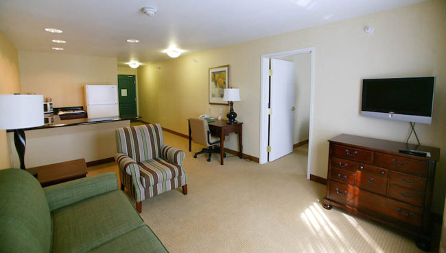 Extended-stay Suite