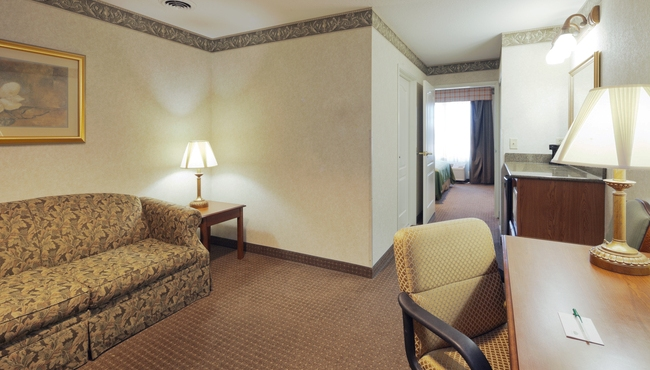 In-suite Living Space