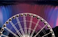 Skywheel in Niagara Falls