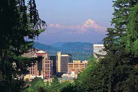 Downtown Portland Attractions