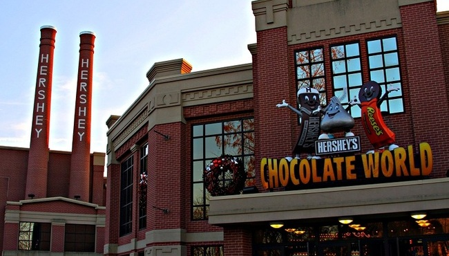 Chocolate World Nearby