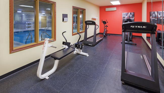 Stay Fit During Your Stay