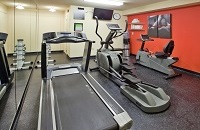 Fitness Centre with Treadmill and Elliptical Machines