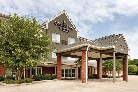 Country Inn & Suites, Goodlettsville, TN exterior