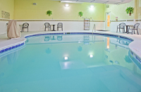 Indoor pool in Knoxville West