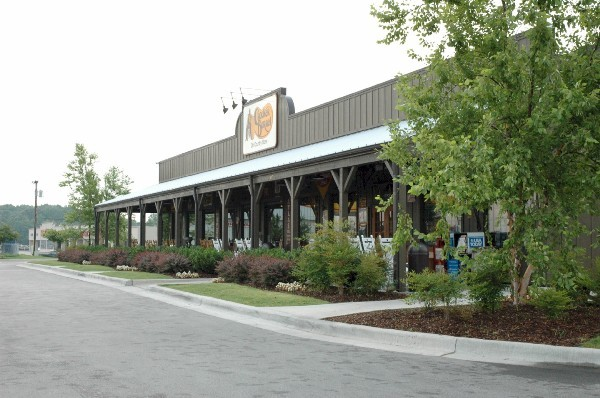 Nearby Cracker Barrel