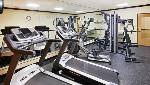 Fitness Center at Galveston Beach Hotel