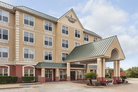 Country Inn & Suites, Houston Airport hotel exterior