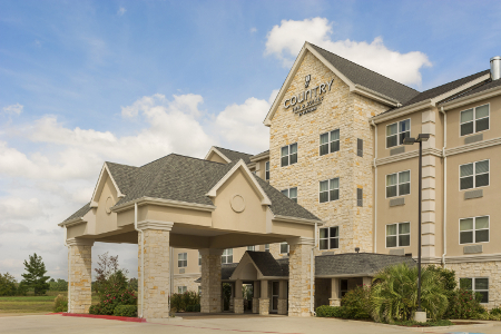 Exterior of Country Inn & Suites, Texarkana