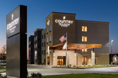 Country Inn Suites New Braunfels Exterior